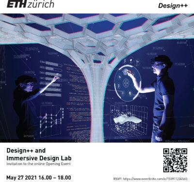 Design IDL Opening Event Flyer